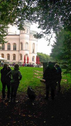 Motivsuche am Jagdschloss Granitz (c) Frank Koebsch