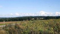 Wunderbares Wetter für unsere Malreise an die Ostsee (c) FRank Koebsch (1)