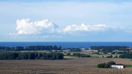 Wunderbares Wetter für unsere Malreise an die Ostsee (c) FRank Koebsch (2)