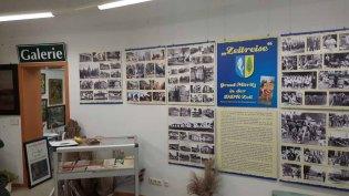 Blick in die ständige Ausstellung des Heimatmuseums Graal Müritz (c) Frank Koebsch (1)