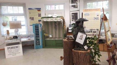 Blick in die ständige Ausstellung des Heimatmuseums Graal Müritz (c) Frank Koebsch (2)