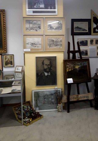 Blick in die ständige Ausstellung des Heimatmuseums Graal Müritz (c) Frank Koebsch (4)