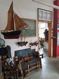 Blick in die ständige Ausstellung des Heimatmuseums Graal Müritz (c) Frank Koebsch (5)