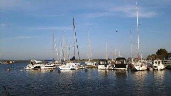 Boote in der Marina von Gager (c) FRank Koebsch (1)