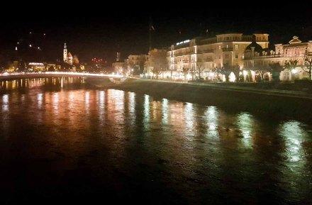 Abendlicher Blick über die Salzach (c) FRank Koebsch (1)