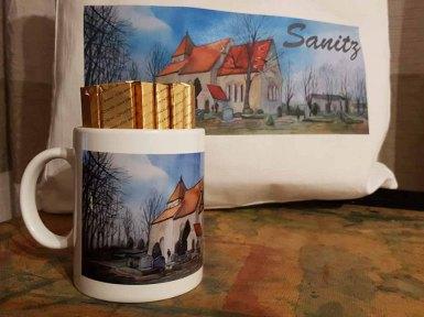 Tasse und Beutel aus der Sanitzer Kollektion (c) FRank Koebsch (1)