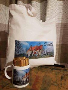 Tasse und Beutel aus der Sanitzer Kollektion (c) FRank Koebsch (2)