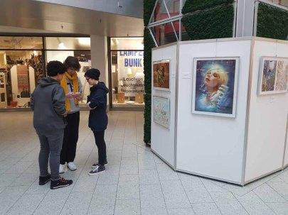 Ausstellung von Maxim Simonenko im Rostocker Hof (c) Frank Koebsch (4)