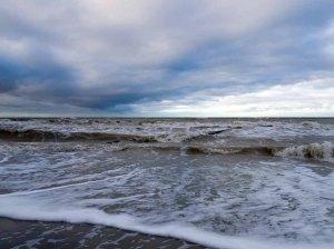 Winter mit Stürmische Ostsee am Strand von Ahrenshoop (c) Frank Koebsch (9)
