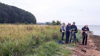 Malen auf den Boddenwiesen am Having bei Alt Reddevitz (c) FRank Koebsch (4)