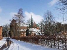 Doberaner Münster im Schnee (c) FRank Koebsch (3)
