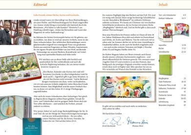 Editorial des Frühjahrsprogramms 2018 des Präsenz Verlages