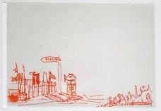 Folie - Ebene für einen Vordergrund im Workshop des BDK - Landschaftsmalerei mit FRank Koebsch (c) Frank Koebsch