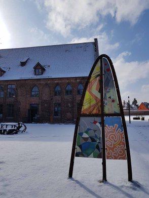 Kornhaus Bad Doberan im Schnee (c) Frank Koebsch (1)