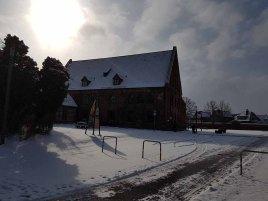 Kornhaus Bad Doberan im Schnee (c) Frank Koebsch (2)