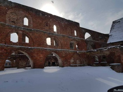 Ruine Wirtschaftsgebäude. des Doberaner Klosters (c) FRank Koebsch (1)
