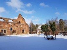 Ruine Wirtschaftsgebäude. des Doberaner Klosters (c) FRank Koebsch (2)