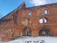 Ruine Wirtschaftsgebäude. des Doberaner Klosters (c) FRank Koebsch (3)