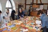 Workshop des BDK - Gelatine Druck mit Christine Donath (c) Ralf Manteufel (6)