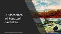 Workshop des BDK - Landschaften wirkungsvoll gestalten (c) FRank Koebsch