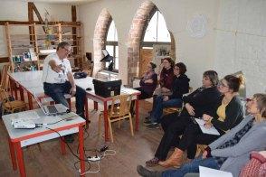 Workshop des BDK - Landschaftsmalerei mit FRank Koebsch (c) Ralf Manfeufel (1)