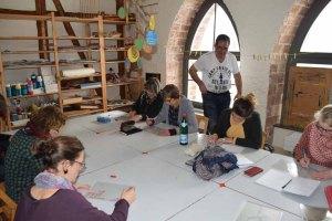 Workshop des BDK - Landschaftsmalerei mit FRank Koebsch (c) Ralf Manfeufel (3)