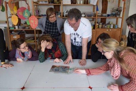 Workshop des BDK - Landschaftsmalerei mit FRank Koebsch (c) Ralf Manfeufel (4)