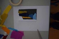 Workshop des BDK - Von der Collage zur Malerei mit Sylvia Dallmann (c) Ralf Manteufel (5)