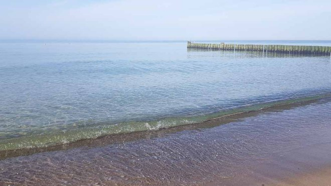 Die ersten schönen Tage in der Vorsaison an der Ostsee in Kühlungsborn (c) FRank Koebsch (2)