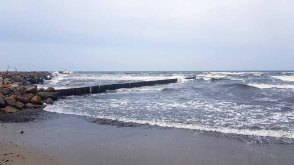 Vorsaison - Stürmisches Wetter an der Ostsee von Kühlungsborn (c) Frank Koebsch (1)
