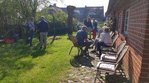 Besucher unserer Ausstellung Faszination Mönchgut im Bredehaus Middelhagen (c) Frank Koebsch (13)