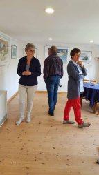 Besucher unserer Ausstellung Faszination Mönchgut im Bredehaus Middelhagen (c) Frank Koebsch (2)