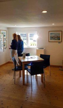 Besucher unserer Ausstellung Faszination Mönchgut im Bredehaus Middelhagen (c) Frank Koebsch (4)