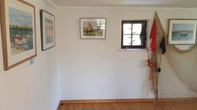 Einblick in unsere Ausstellung Faszination Mönchgut im Bredehhaus Middelhagen (c) Frank Koebsch (5)