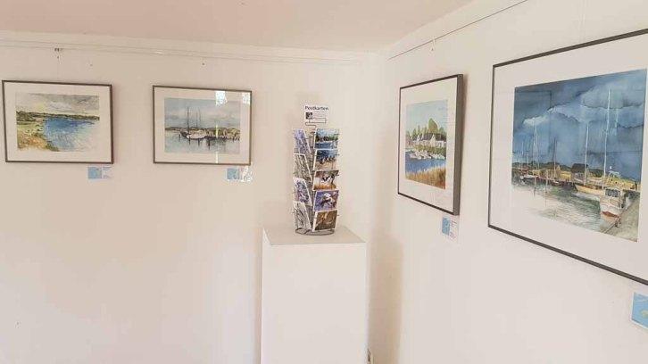 Einblick in unsere Ausstellung Faszination Mönchgut im Bredehhaus Middelhagen (c) Frank Koebsch (6)