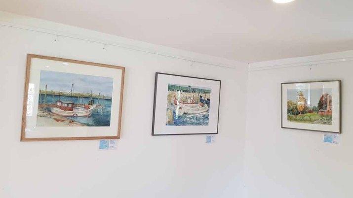 Einblick in unsere Ausstellung Faszination Mönchgut im Bredehhaus Middelhagen (c) Frank Koebsch (9)