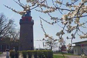 Frühling am Leuchtturm Bastorf. (c) Frank Koebsch