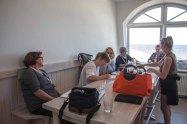 Plein Air Festival 2018 - Anke Gruss und Ihre Malschüler im Hafenhaus (c) Frank Koebsch (2)
