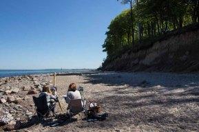 Plein Air Festival 2018 - Ölmaler am Strand von Heiligendamm (c) Frank Koebsch (7)