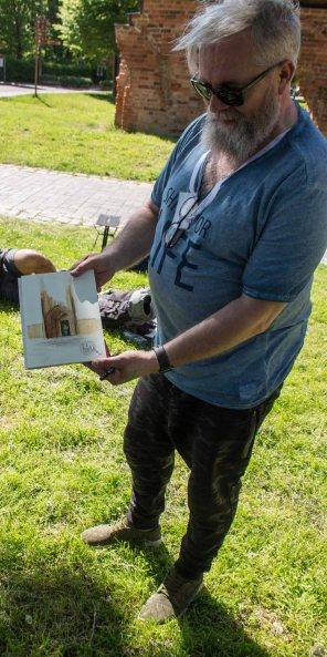 Plein Air Festival 2018 Urban Sketcher beim Münster Bad Doberan (c) Frank Koebsch (9)