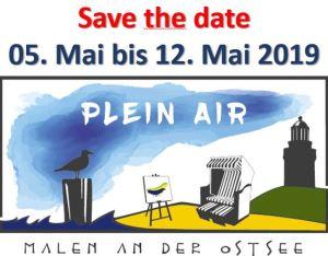 Save the Date - Plein Air Festival 2019