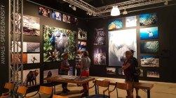 Die Ausstellung – Mit Fotografie die Welt erklären – im Rahmen des Umweltfotofestival - horizonte zingst in der Multimediahalle (c) FRank Koebsch (1)