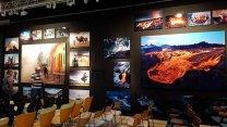 Die Ausstellung – Mit Fotografie die Welt erklären – im Rahmen des Umweltfotofestival - horizonte zingst in der Multimediahalle (c) FRank Koebsch (6)