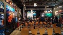 Die Ausstellung – Mit Fotografie die Welt erklären – im Rahmen des Umweltfotofestival - horizonte zingst in der Multimediahalle (c) FRank Koebsch (7)