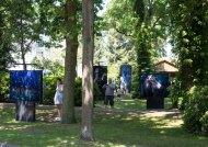 Die Ausstellung von Tim Flach – In Gefahr – bedrohte Tiere im Porträt - im Rahmen des Umweltfotofestival - horizonte zingst am Postplatz (c) FRank Koebsch (1)