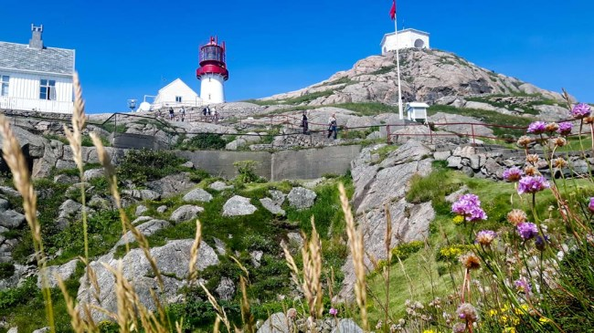 Leuchtturm am Kap Lindesnes (c) FRank Koebsch (4)