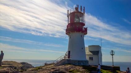 Leuchtturm am Kap Lindesnes -Südkap Norwegens (c) FRank Koebsch (1)