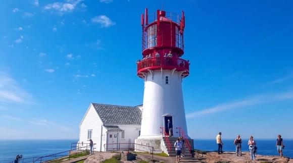 Leuchtturm am Kap Lindesnes -Südkap Norwegens (c) FRank Koebsch (2)