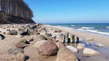 Strand und Steilküste von Heiligendamm (c) Frank Koebsch (1)