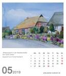 Kalenderblatt Mai 2019